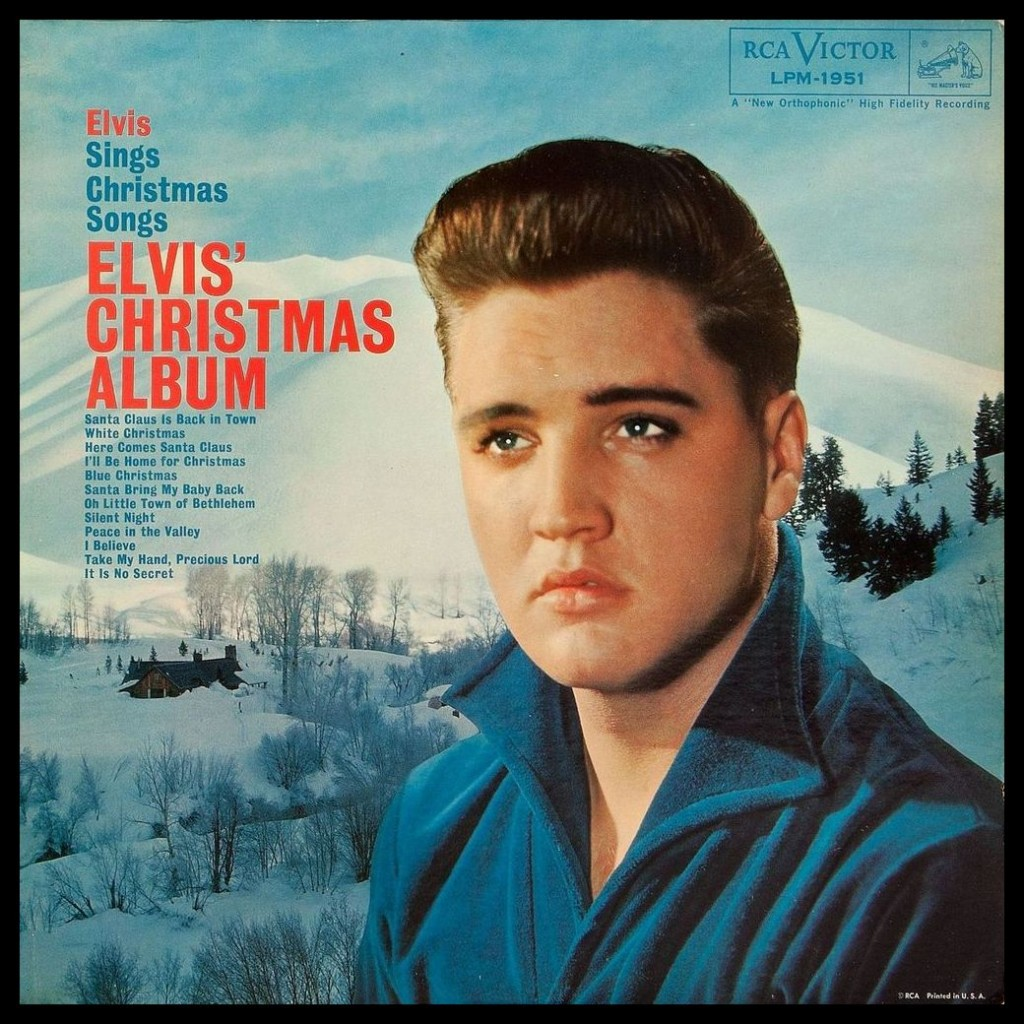 Elvis Presley, Irving Berlin and White Christmas « Beyond Boundaries